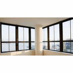 Fiberglass Aluminium Window Work