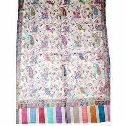 Embroidery Pashmina Wool Shawls