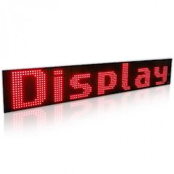Moving LED Display