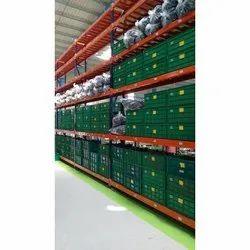 2 Feet To 15 Feet Mild Steel Heavy Duty Rack, for warehouse,industrial