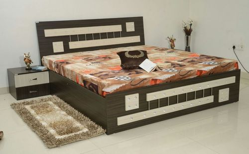 Cozy Designer Double Bed With Storage At Rs 15000 Piece ड ज इनर पल ग ड ज इनर ब ड Cozy Seatings Unit Of Ms International New Delhi Id 20432649755
