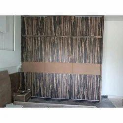 24fc23cdfc2 MDF Wardrobe - Medium Density Fibreboard Wardrobe Latest Price ...