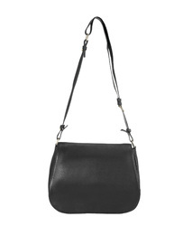 DNBL-40B Pure Leather Sling Bag