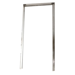 Japanese Steel Rectangular Door Frame