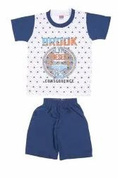 Cotton Gender: Boys Baby Suit, 1-3 Years
