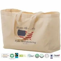 Eco Cotton Dyed Bag Manufacturer