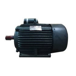 1000-2000 RPM 2 HP Gold Star Single Phase Squirrel Cage Induction Motor, Voltage: 110-220 V