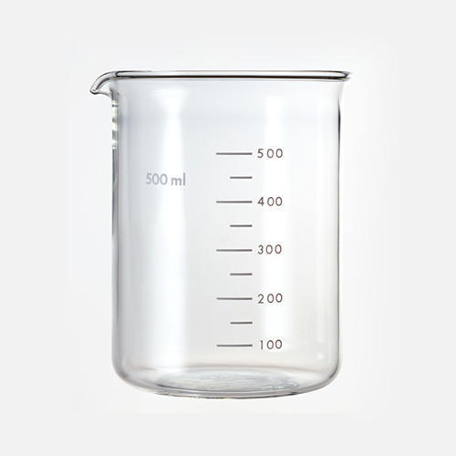 borosilcate laboratory glass beaker rs 120 piece kesari
