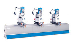 JIH-3D - Three Head Drilling Machine