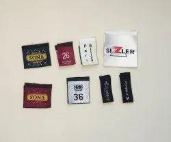 Taffeta Label Rolls