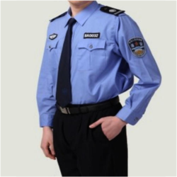 Security Uniform Fabrics