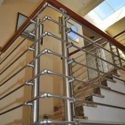 AS Stairs Steel Railings