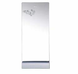 Haier 220 L 4 Star Direct Cool Single Door Refrigerator (HRD-2204PMG-E, Mirror Glass)