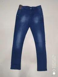Mens Blue Jeans Pant
