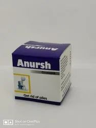 Anursh Ointment, Packaging Size: 20 g