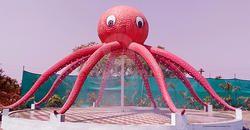 Octopus Rain Dance