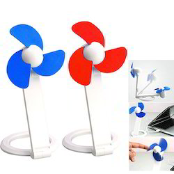 Folding Table USB Fan With  USB Cable
