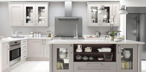 Multi Color Modern Designer Kitchen Rs 48 Square Feet Jagdamba Interesting Modern Designer Kitchen
