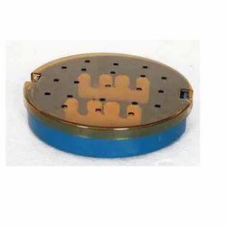 Sterilization  Round Tray With Strip