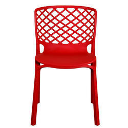 Moulded Cafeteria Chair - Viki