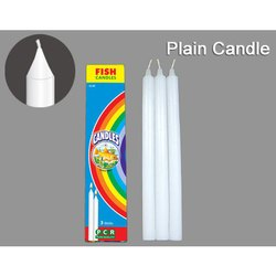Plain Long Candles