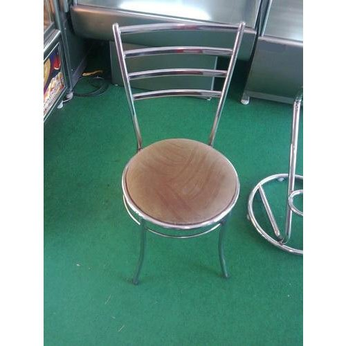 Stainless Steel Dining Chair