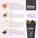 Third Party Cosmetic Rebel Exfoliating Scrub Acai Berry & Argan Oil