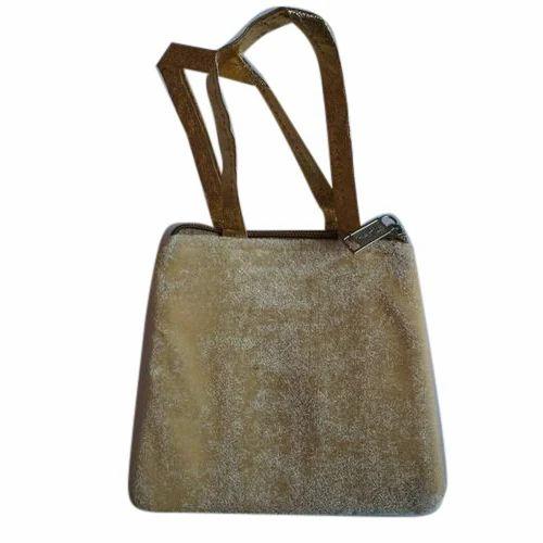 ca446157e775 Rexine Plain Ladies Designer Handbag