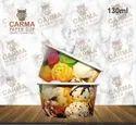 130 ML Paper Ice Cream Cup