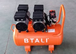 Double Block Air Compressor Btali
