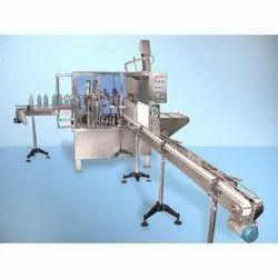 Semi Automatic Mineral Water Bottling Machine
