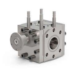 Extrusion Melt Pump