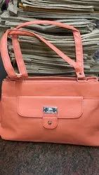 Orange Ladies Bag