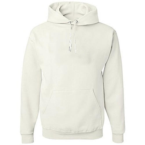 32d4ddef90 Off White Mens High Neck Hooded Pullover Sweatshirt, Rs 410 /piece ...