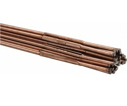 Copper Coated Electrode
