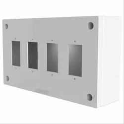 Press Fit ISI 4 Way Electrical Switch Board