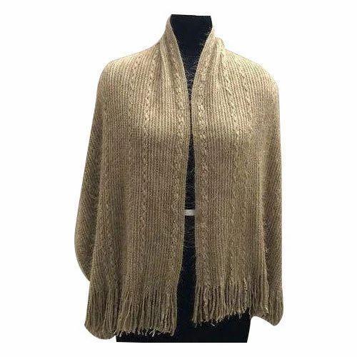 9709f497ca Winters Woolen Ladies Woolen Stole