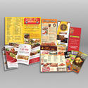Table/Takeway Menu Cards Printing Services
