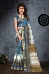 Pattu Printed Saree