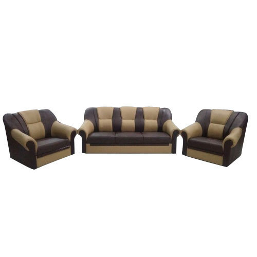 Leather Sofas In Lahore: 5 Seater Sofa Sofa Wales Leatherette 5 Seater Set In Brown