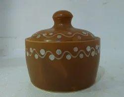 Glaze Chatni Bowl Small Red
