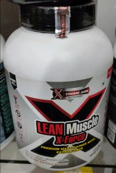 Lean Muscle Supplement