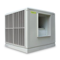 Automotive Steel, Powder Coated SYMPHONY SPS75 Central Air Cooling System, for Industrial Use
