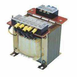 1 Kva To 10 Kva Single Phase, Three Phase Control Transformers, For Power Transformation, 230 V, 415 V
