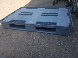 Used Rectangular Plastic Pallet for Material Handling
