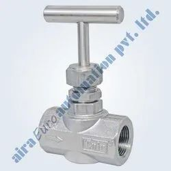 Medium Pressure Stainless Steel Needle Valve