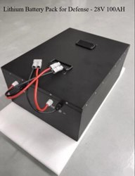 Lithium battery for Defense