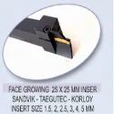 25x25 mm Face Growing Cutting Tool Holder