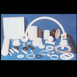 Sf White PTFE Machined Components