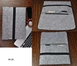 15 Laptop Sleeve With Mouse Pad